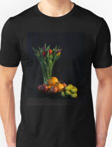 Fruit and Flowers T-Shirt