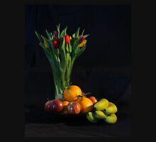 Fruit and Flowers Unisex T-Shirt