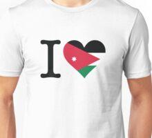 I love Jordan Unisex T-Shirt