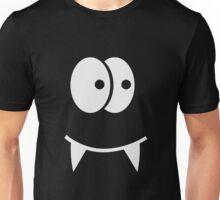 Cute vampire face Unisex T-Shirt