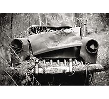 Old Rusty Car #3 Photographic Print