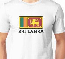 National Flag of Sri Lanka Unisex T-Shirt