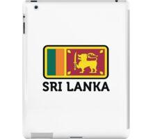 National Flag of Sri Lanka iPad Case/Skin