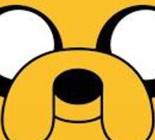 Adventure time sticker Sticker