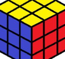 The Rubik's Cube Sticker