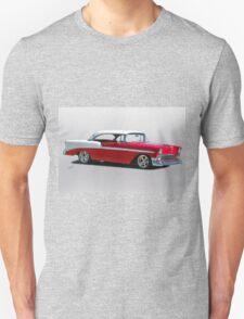 1956 Chevrolet Bel Air Hardtop Unisex T-Shirt