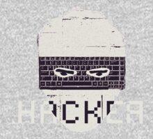 I'm Hacker = I'm a Keylogger Kids Clothes