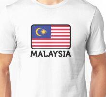 National flag of Malaysia Unisex T-Shirt
