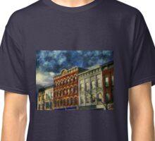 Winter Night, Northampton Classic T-Shirt