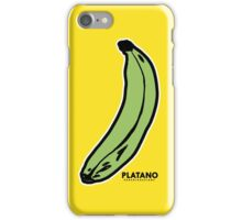 Platano iPhone Case/Skin