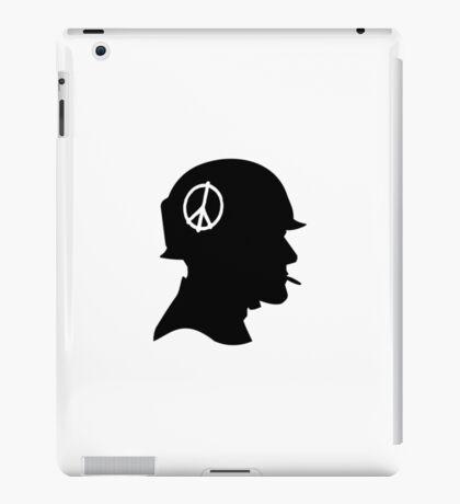 Peace Soldier iPad Case/Skin
