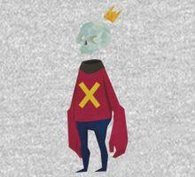 King Jr. One Piece - Long Sleeve
