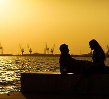 Only love. by Georgios Tsichlis