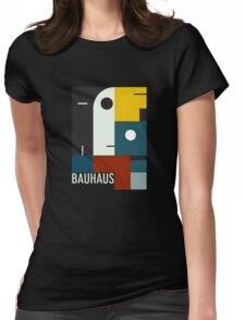 BAUHAUS AGE Womens Fitted T-Shirt