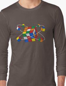 Rubik's cube Long Sleeve T-Shirt