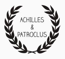 Achilles & Patroclus by endlessvoid