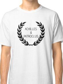 Achilles & Patroclus Classic T-Shirt