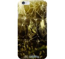 Spider cells iPhone Case/Skin