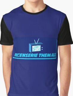 Recenserie Them All Graphic T-Shirt