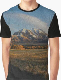 Emigrant Peak, No. 3 Graphic T-Shirt