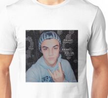Ethan Dolan words Unisex T-Shirt