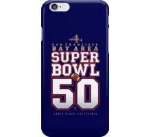 Super Bowl 50 IV iPhone Case/Skin