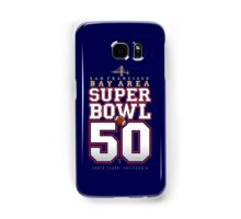 Super Bowl 50 IV Samsung Galaxy Case/Skin