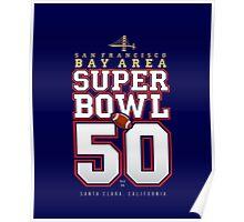 Super Bowl 50 IV Poster