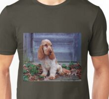 English Cocker Spaniel Unisex T-Shirt