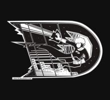 Danny Phantom: Protector Kids Tee