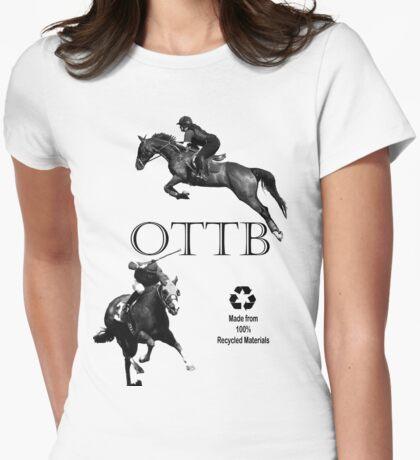 OTTB Womens Fitted T-Shirt