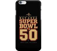 Super Bowl 50  iPhone Case/Skin