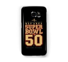 Super Bowl 50  Samsung Galaxy Case/Skin