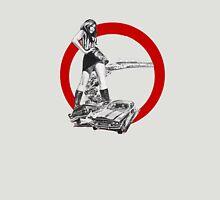 Demolition Derby Girl Unisex T-Shirt