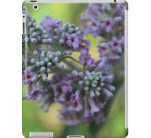 purple touch. iPad Case/Skin
