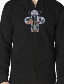 Soul Brother Zipped Hoodie