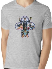 Soul Brother Mens V-Neck T-Shirt