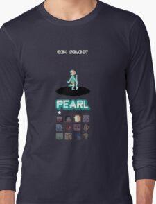 Gem Select - Pearl Long Sleeve T-Shirt