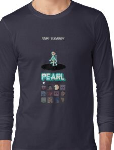 Gem Select - Pearl Long Sleeve T-Shirt