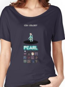 Gem Select - Pearl Women's Relaxed Fit T-Shirt