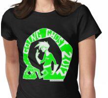 Danny Phantom: Gothic Womens Fitted T-Shirt