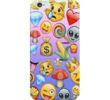 Tumblr Emoji's iPhone Case/Skin