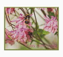 Happy Mother's Day Bee Kids Tee