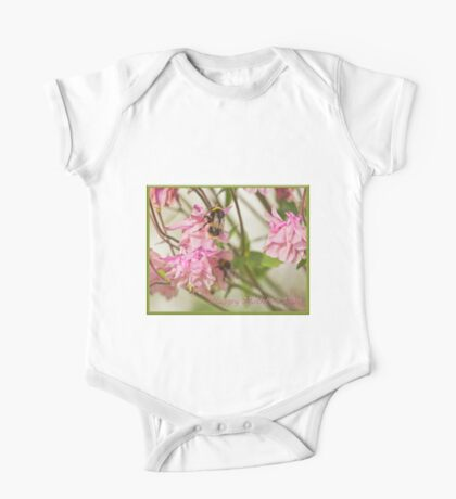 Happy Mother's Day Bee One Piece - Short Sleeve