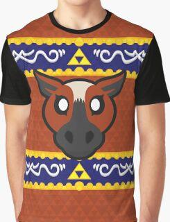 EPONA ANIMAL CROSSING  Graphic T-Shirt