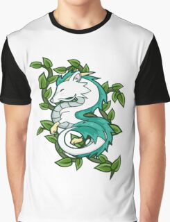 Haku // Spirited Away Graphic T-Shirt