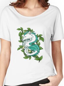 Haku // Spirited Away Women's Relaxed Fit T-Shirt