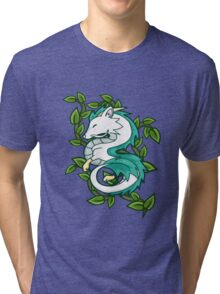 Haku // Spirited Away Tri-blend T-Shirt
