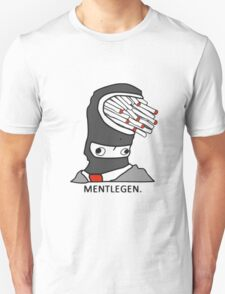Mentlegen Unisex T-Shirt