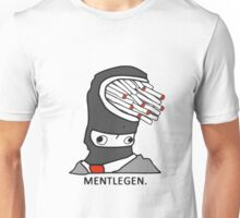 Mentlegen Unisex T-Shirt